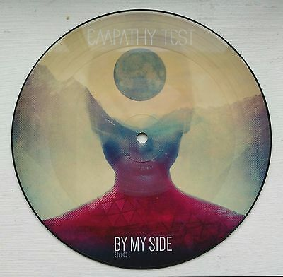 Empathy Test 'By My Side' Ltd. Edition 7' Vinyl Picture Disc