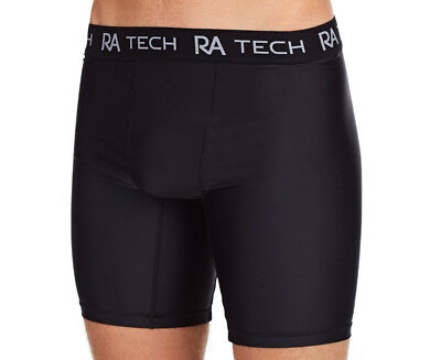 Russell Athletic Men's Compression Short - Black