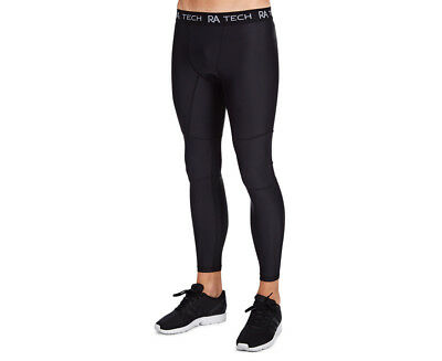 Russell Athletic Men's Compression Full Length Tight - Black