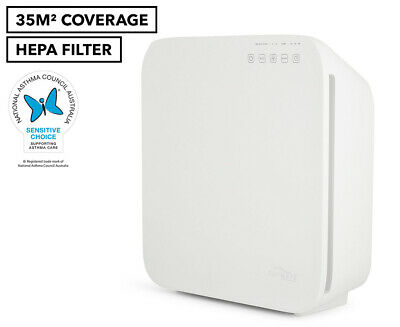 Cli-Mate Air Purification System - White