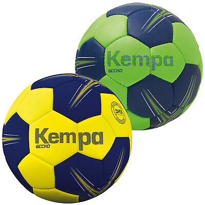 Kempa GECKO Handball Trainingsball Herren/Kinder flash grün/deep blau 200188301