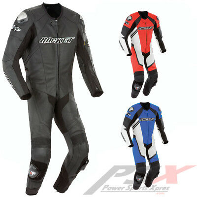 Joe Rocket Speedmaster 1 PC Motorcycle Street Suit 2017