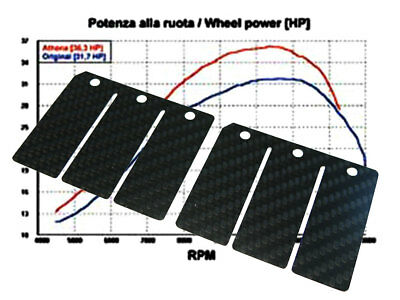 Membrane Carbon Aprilia RS 125 Tuning Stage 2 Racing