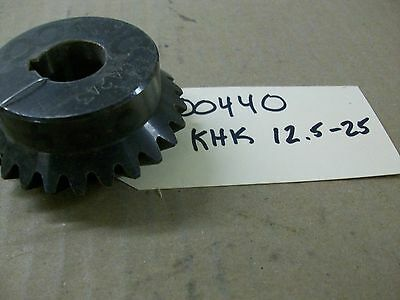 Khk   Sm2.5-25  20Mm Bore  Bevel Gear  (5Mm Key)