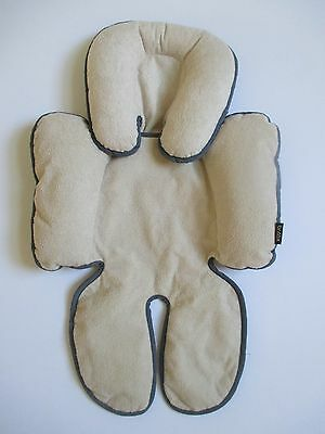 Britax Head and Body Support Pillow Iron Gray Unused Product Without Its Box