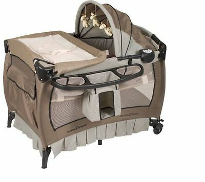Baby Nursery Bassinet Infant Crib Portable Cradle Newborn Sleeper Bed Furniture