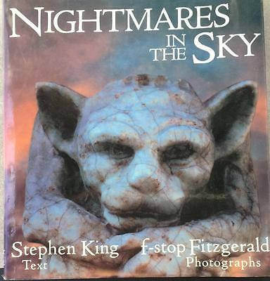 Stephen King Nightmares In The Sky  1St/1St  Store Liquidation