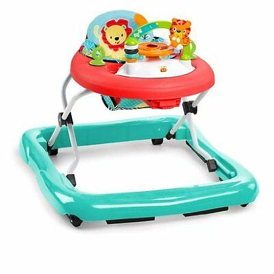 New Infant Baby Boy Activity Walker Jumper Bouncer Walk Stand Activity Seat Toy