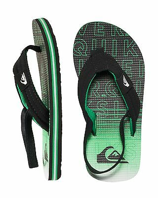 NEW QUIKSILVER™  Boys 2-7 Molokai Layback Thong Boys Children