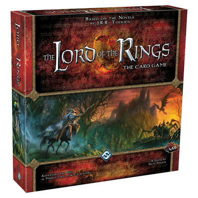 The Lord of the Rings The Card Game NEW