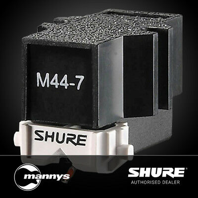 Shure M447 Cartridge Perfect For Scratch DJs and Turntablists