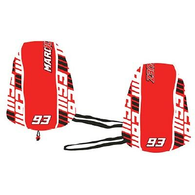 Marc Marquez 93 Moto GP MM93 Red Helmet Bag Official 2017