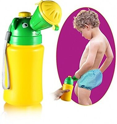 Portable Baby Child Potty Urinal Emergency Toilet Camping Car Travel and Kid