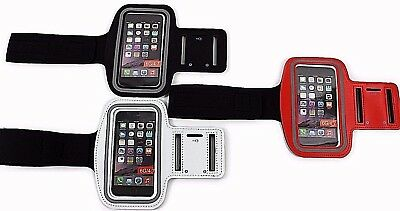 New Sports Running Jogging Gym Armband Arm Band Case Cover Holder Various Phones