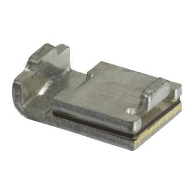 10 x TE Connectivity 1.25A Surface Mount Resettable Fuse SMD125F-2, 15V dc