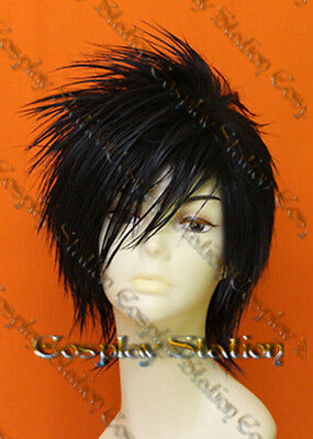 Hellsing Alucard Custom Made Cosplay Wig_commission286