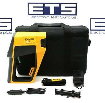 Fluke Ti20 Thermal Imaging Infrared IR Fusion Camera Imager Ti 20