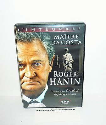 Coffret 7 Dvd Video L'integrale Maitre Da Costa