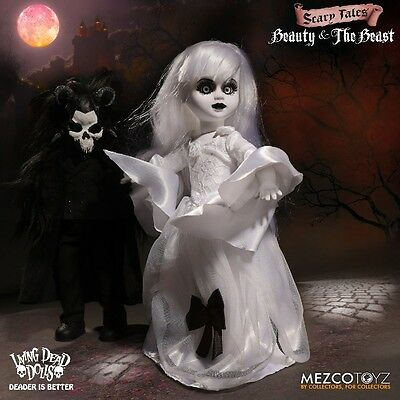 Living Dead Dolls - Scary Tales - Beauty and the Beast - In Stock - UK Seller.