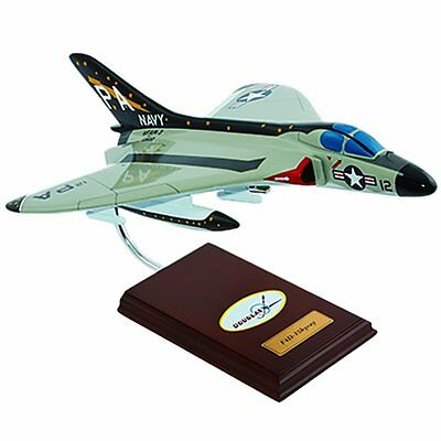 Beautiful Hand Carved F4D-1 Skyray 1/32 New In The Box