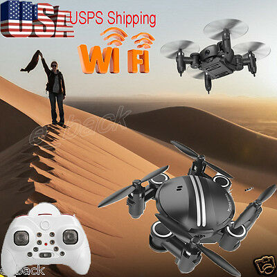 JJRC Mini WIFI Camera Drone RC Quadcopter 2.4GHz 4CH 6-Axis Gyro 3D UFO FPV RC