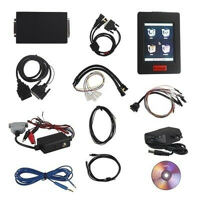 Genius Flash Point K-TOUCH K Touch OBDII BOOT Protocols ECU Chip Tuning Tool
