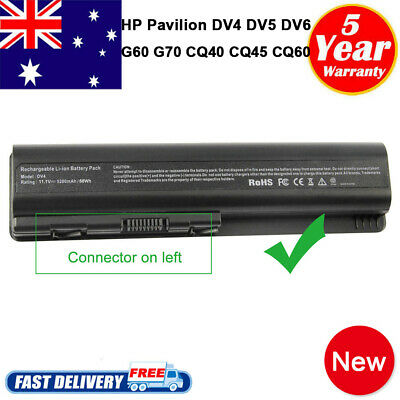 6Cell LAPTOP BATTERY FOR HP PAVILLION DV4 DV5 DV6 DV 4 DV 5 DV 6 G60 G 60 G 70