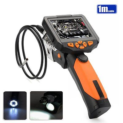 TESLONG NTS200 Digital USB Endoscope 5.5mm 1M Probe Cable with 6 LED lights