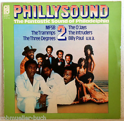 "12"" Vinyl PHILLYSOUND II - The Fantastic Sound Of Philadelphia"
