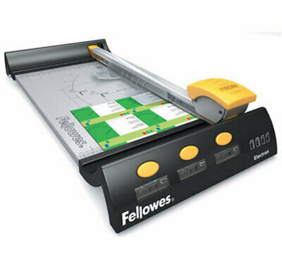 Fellowes A3 Electron Rotary Paper Trimmer 10 Sheets