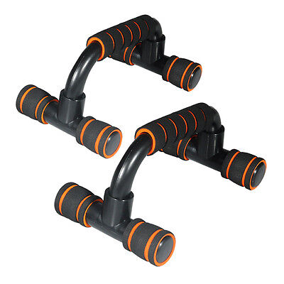 Push Up Stands Bars Handle Muscle Strength Training Home Gym Fitness Equipment
