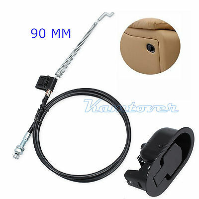Metal Recliner Handle Lever Trigger Replacement With Release Cable Lounge Chair