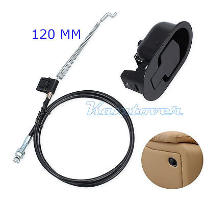 Metal Recliner Handle Lever Trigger Couch Replacement With Release Cable AU