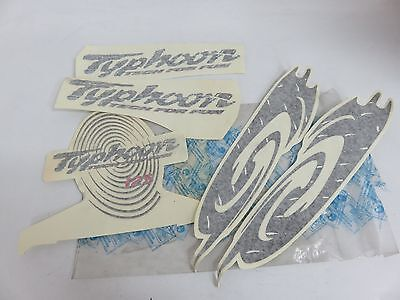 OEM Piaggio Typhoon 125 Trimming Kit Decal Sticker PN 573887000N
