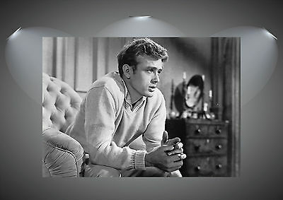 James Dean Vintage Movie Large Art Poster Print - A0 A1 A2 A3 A4