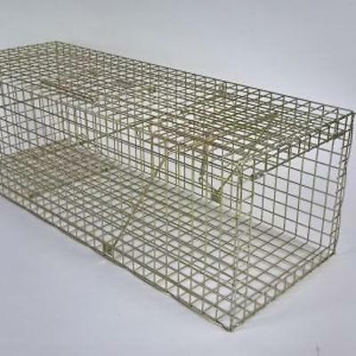 Trap Man Feral Cat Cage Trap