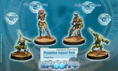 Infinity - Haqqislam Support Pack - Corvus Belli INF 280461