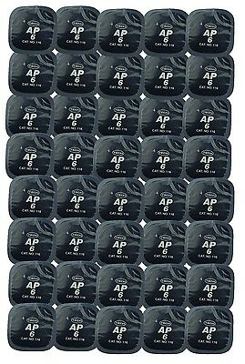 Tech 40 Tyre Puncture Repair Patches Inner Tube Car Tractor Truck Dumper Em