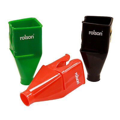Rolson Fill No Spill Funnel - For Simple Pouring of Liquid Without the Spillage
