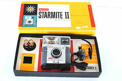 ~~~ Kodak Brownie Starmite II Camera w/ original box