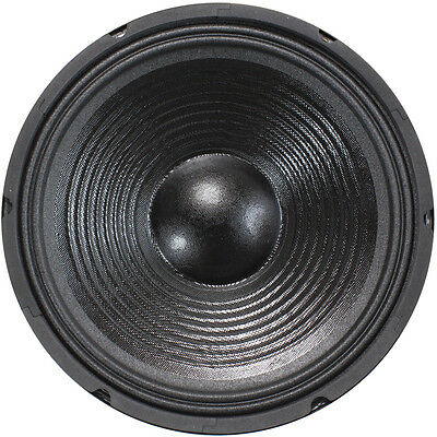 Monacor 10.3310 12 Inch SP-302PA Replacement Speaker Driver 200W