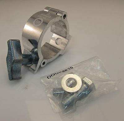 """Doughty Super L/W Half Coupler T58122 fits 2"""" truss Stage Rig Clamps"""