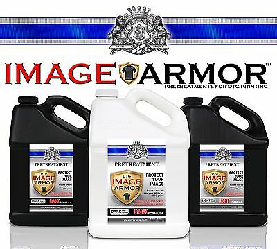 1L Concente to use Image Armor Ultra Formula Pretreatment For Dark Garment