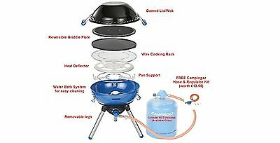 Campingaz Party Grill 400 - Easy to Clean