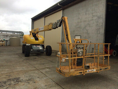 Haulotte H23TPX 68' Telescopic Boom Lift