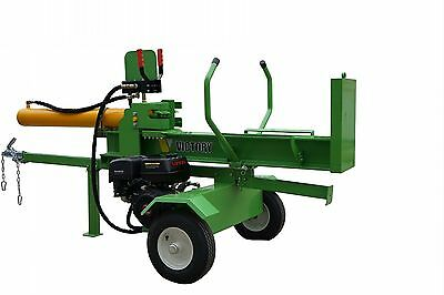 Log Splitter, LS-42T, 15HP Gas Engine, from Victory Tractor Implements