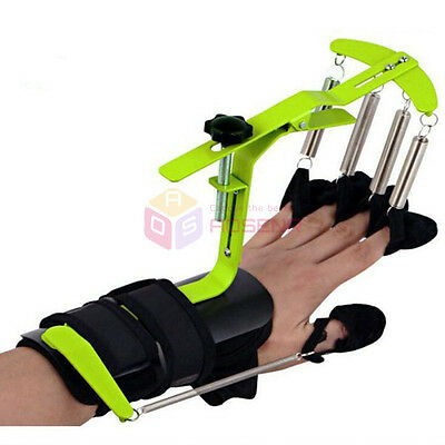 Hand Physiotherapy Rehabilitation Finger Orthos Training Equipment Dynamic Wrist