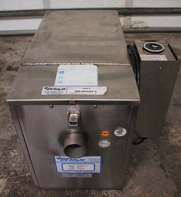 Thermaco Big Dipper W-200-is - Grease Trap!!! 20 GPM!!!
