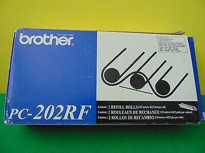New Brother PC 202RF Refill Roll (1 roll only)