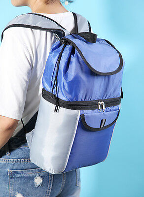 Lightweighted Waterproof Insulated Thermal Backpack Cooler Shoulder bag